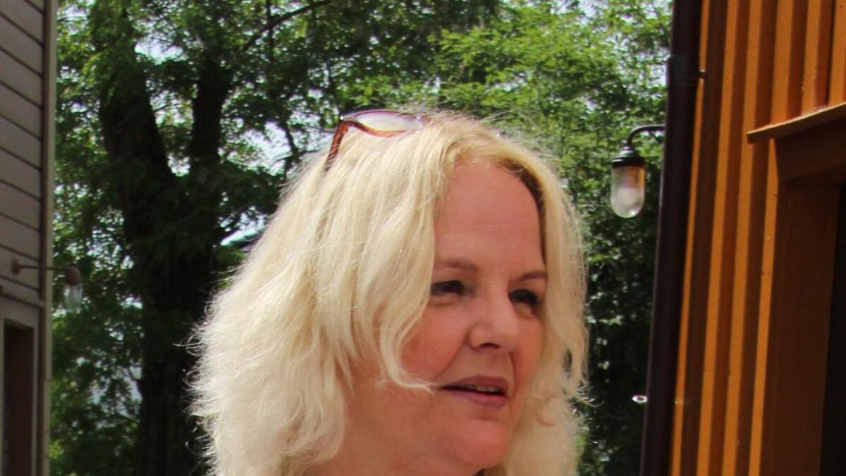 Museumsbestyrer Anne Sophie Høegh-Omdal.