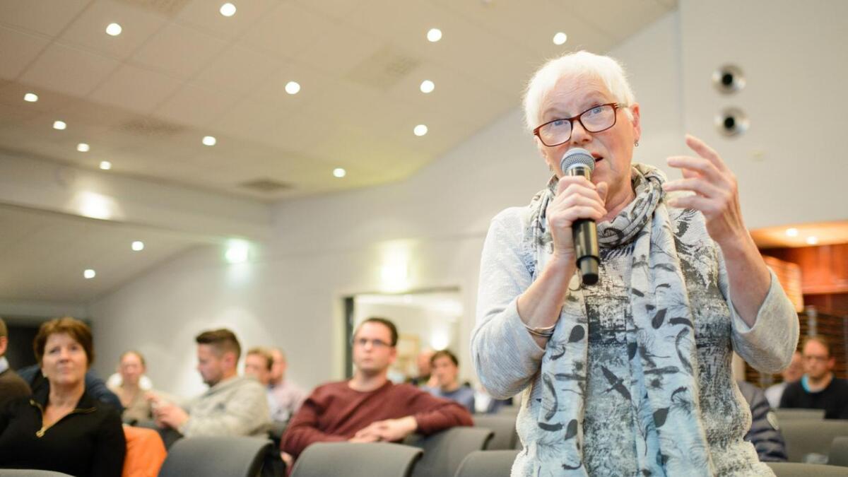 – SV meiner at elektrifiseringa av ferjer er nødvendig for å nå klimamåla, og det opnar for ny teknologi-, nærings- og industriutvikling innan maritim sektor, skriv Kjellbjørg Lunde i svar til Sigbjørn Framnes.