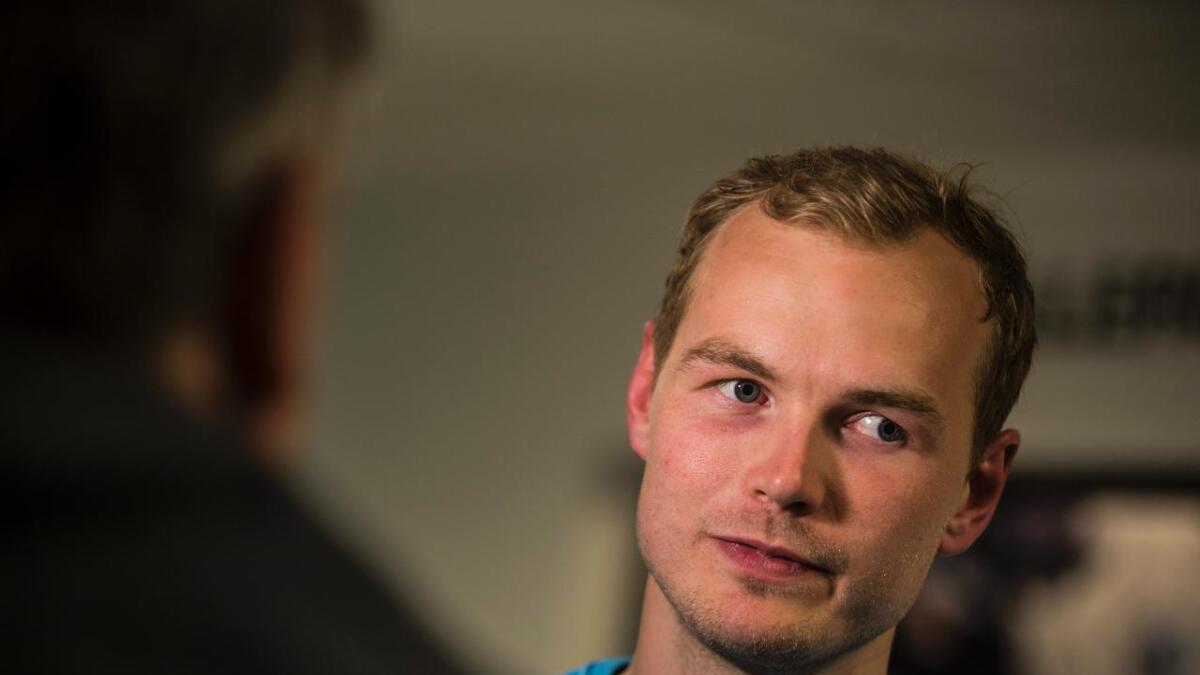 Viljar Røsholt Myhra leverte et solid comeback på Skagerak Arena.