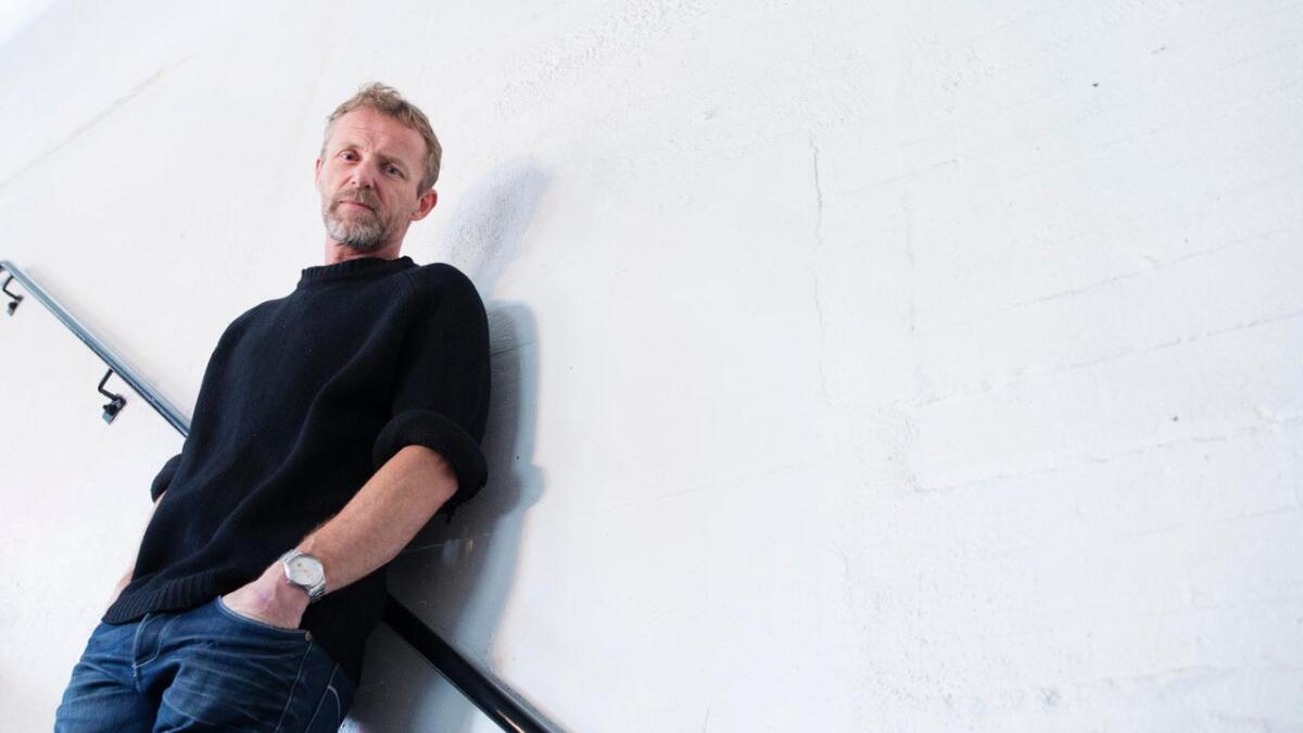 Jo Nesbø er mannen bak krimsuksessen om Harry Hole.