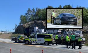 Dødsulykke på E18: Telemarking tiltalt for uaktsomt drap