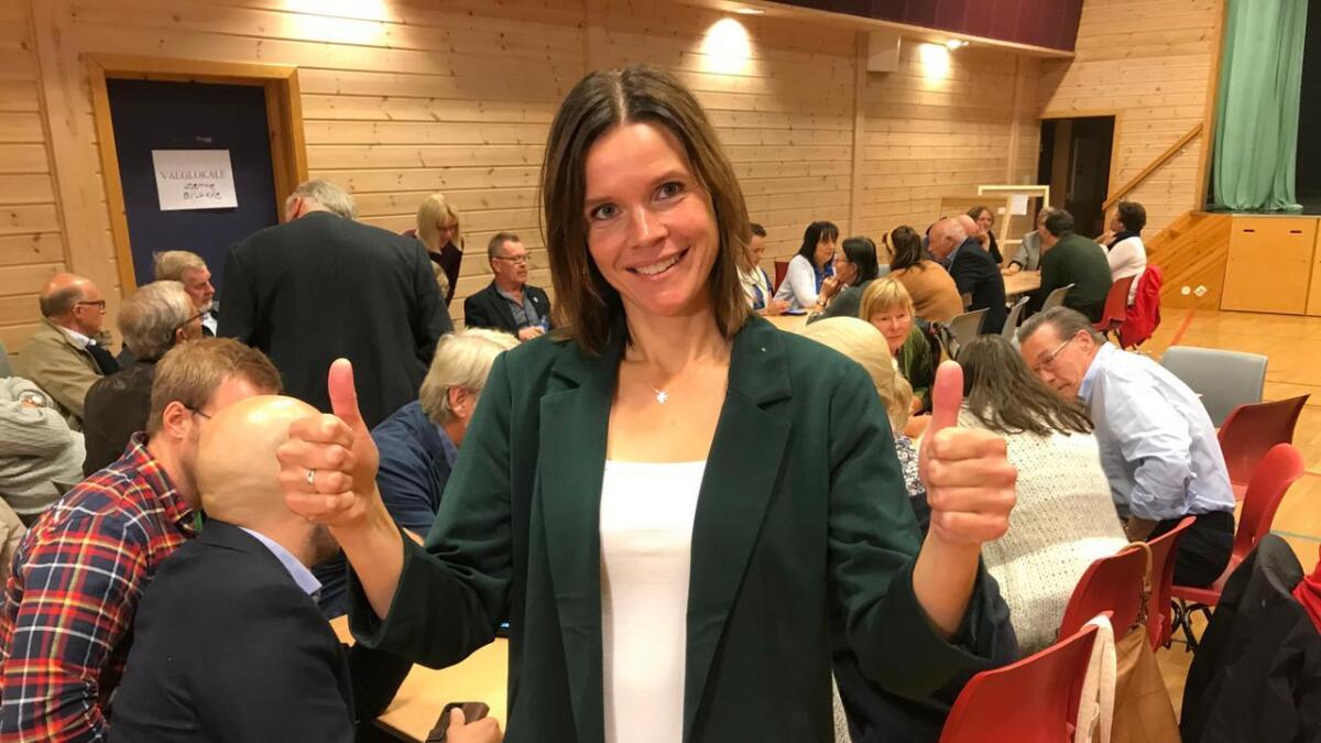 Siri Blichfeldt Dyrland (Sp).