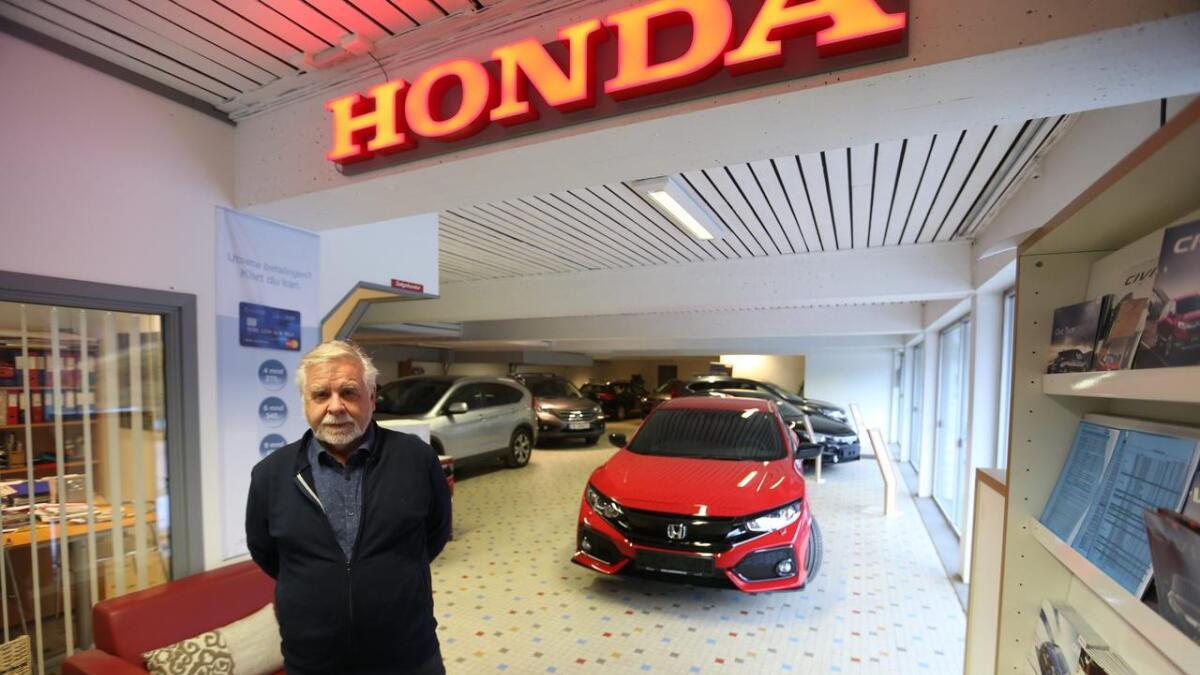 Dagleg leiar Magne Dale seier Voss Bilsenter måtte ha bygt ut lokala på Dalsleitet viss dei skulle halde fram som Honda-seljar. Det hadde vorte ei millioninvestering han ikkje kunna ha forsvart å ta.