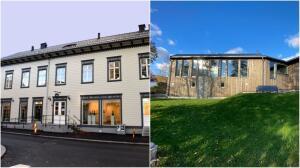 Disse byggene er nominert til gjev pris