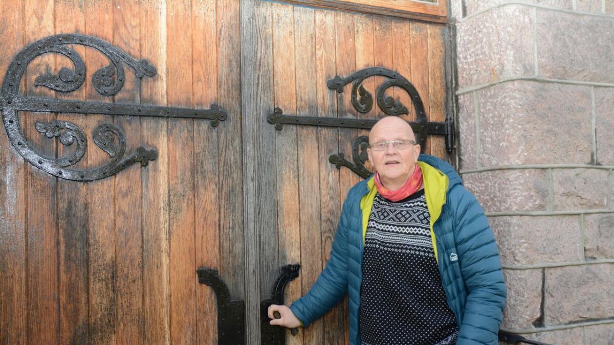 Prostidiakon Eilev Erikstein