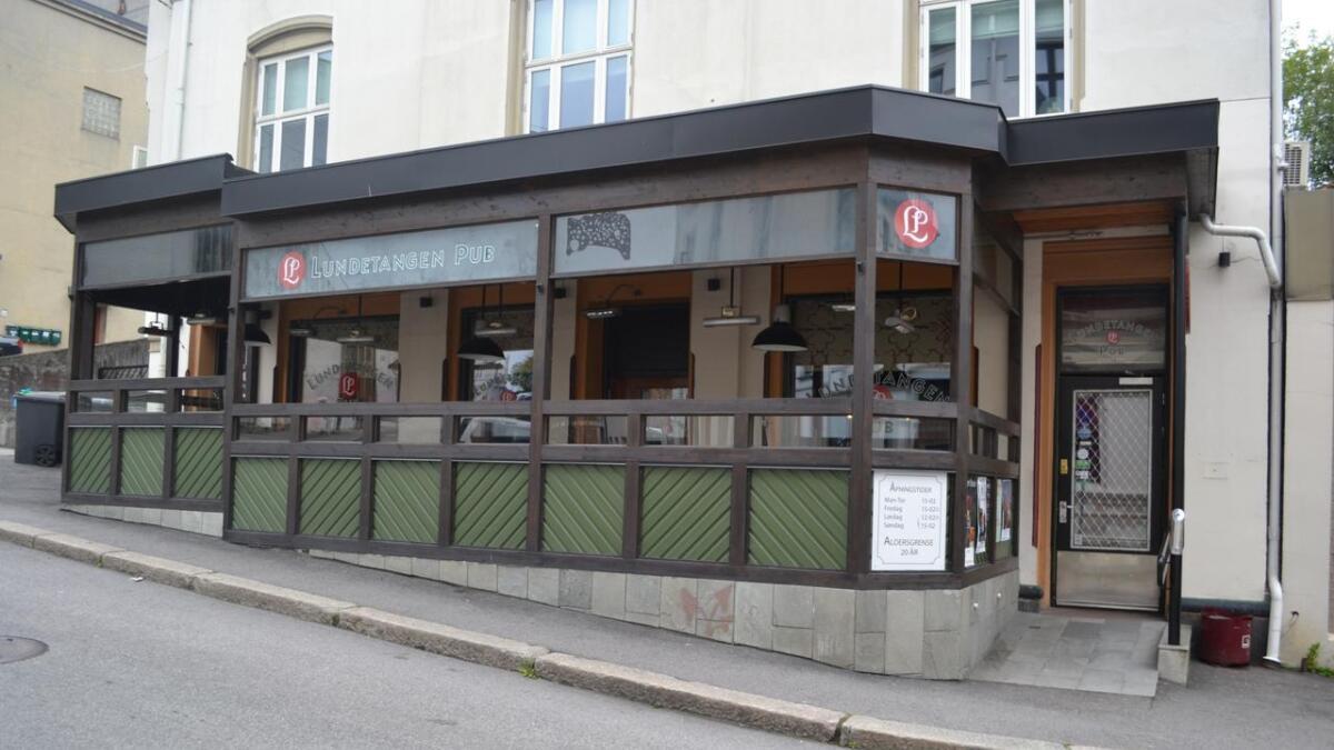 Det vil være mange arrangementer ved Lundetangen pub den kommende tiden.
