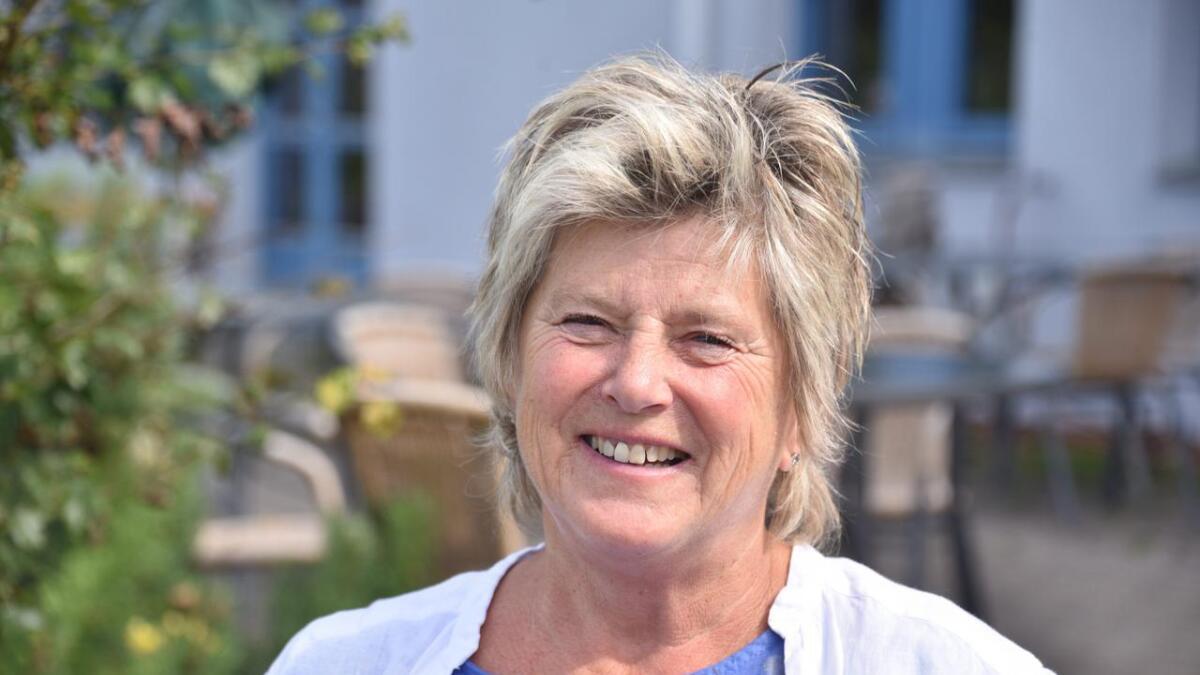 Wenche Flaa Eieland, kulturleder i Birkenes kommune.   8