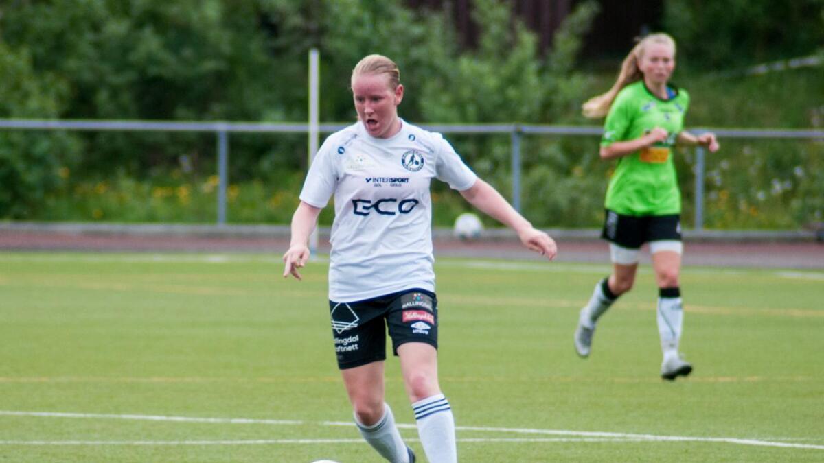 Sunneiv Syversrud har teikna seg på scoringslista fleire gonger etter HFK-returen i sommar.