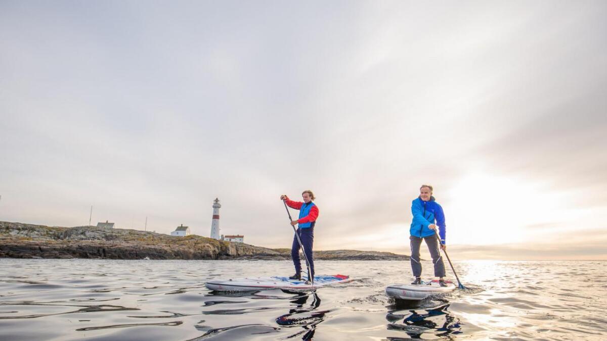 Det skal legges til rette for aktivitetstilbud, og målet er å skape Norges fremste destinasjon for sjønære aktiviteter og opplevelser på Hove.
