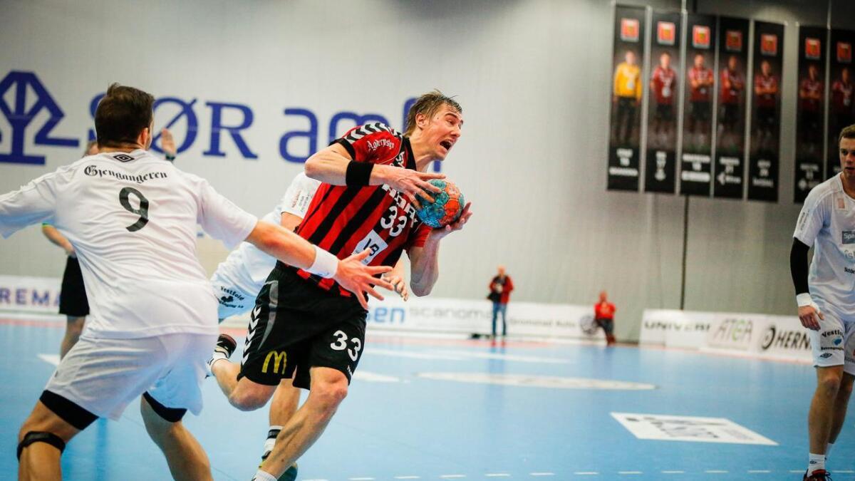 André Jørgensen Hofstøl har vært ØIFs viktigste spiller i de siste kampene. 72 mål på de siste 11 kampene står veteranen med.