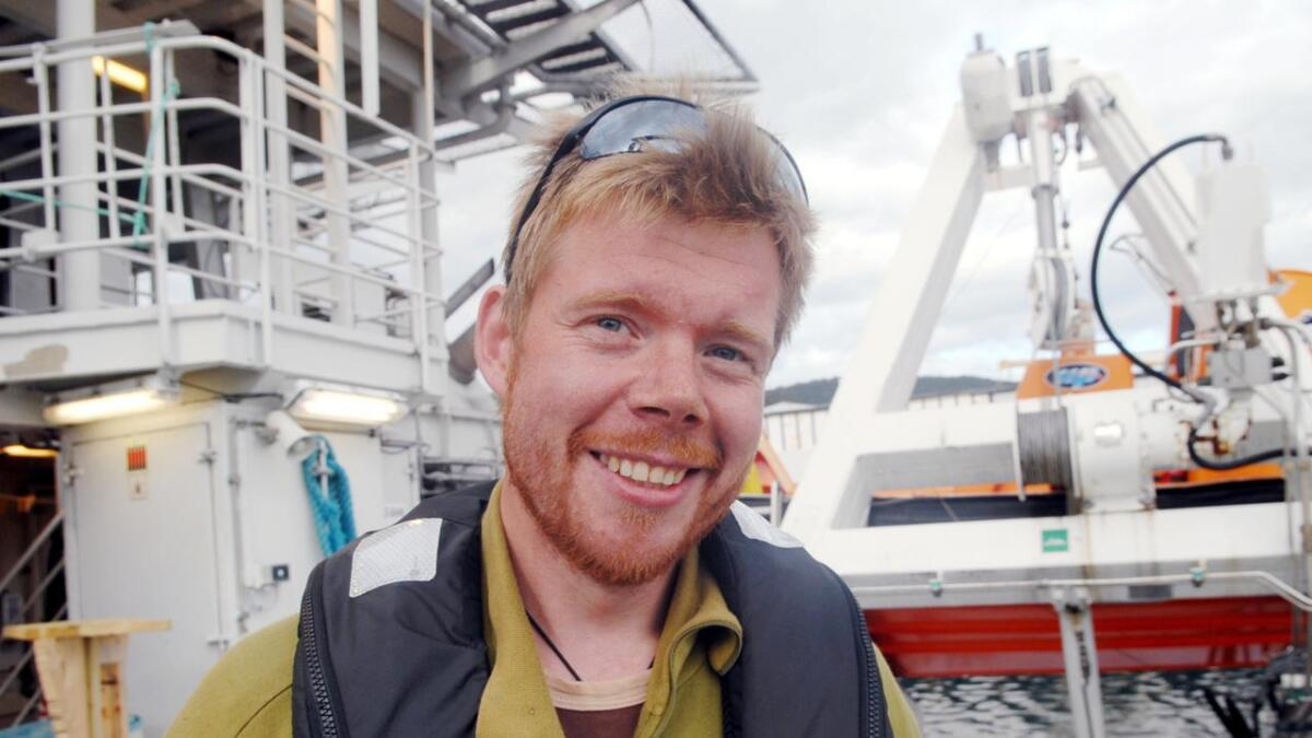 – Vi er fornøyd med å ha tatt opp så mye her i Hadsel, sier Ruben Oddekalv, nestleder i Norges  Miljøvernforbund.
