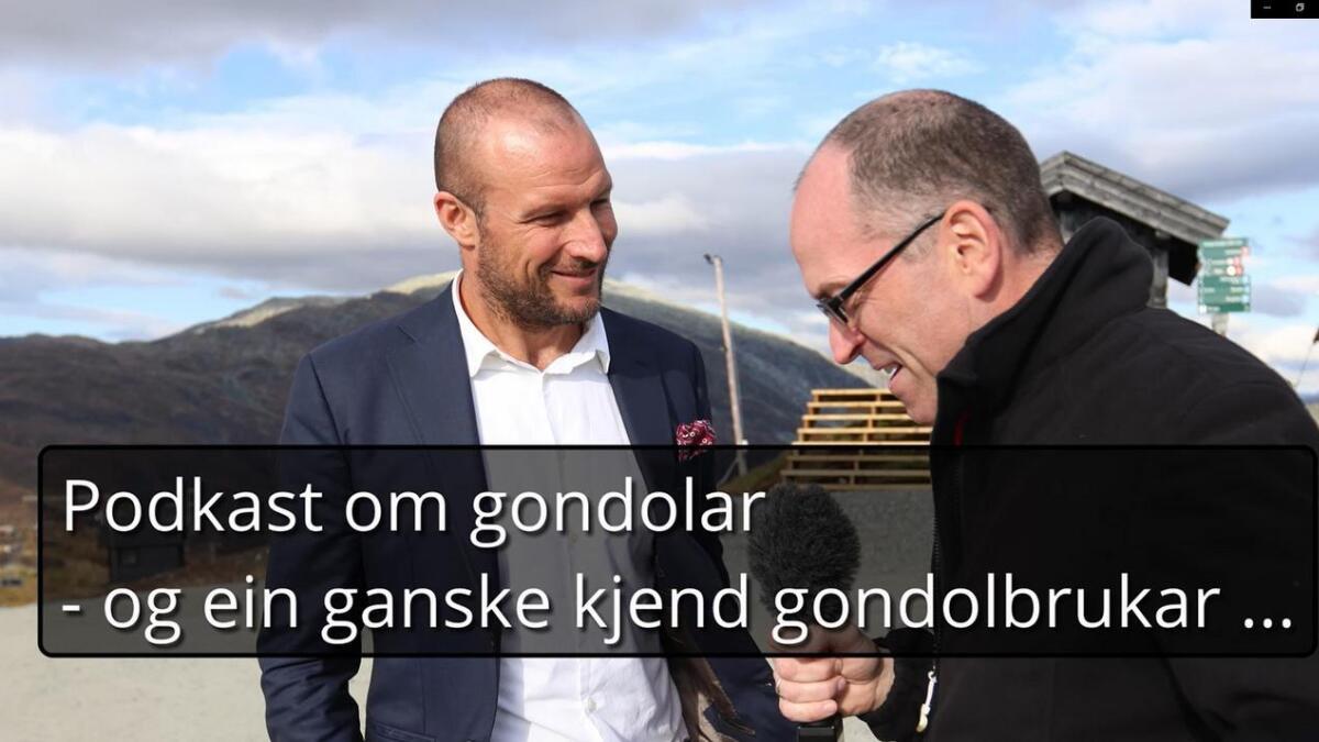 Aksel Lund Svindal er podkastgjest denne veka.