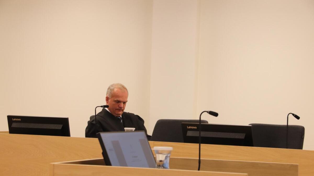 38-åringen ville sparke sin forsvarer Torkjell Solbø som han mente motarbeidet han.