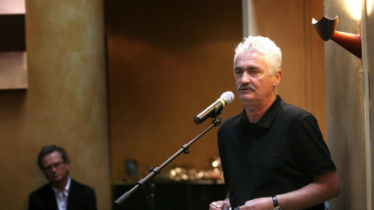 Historiker Harald Berntsen.