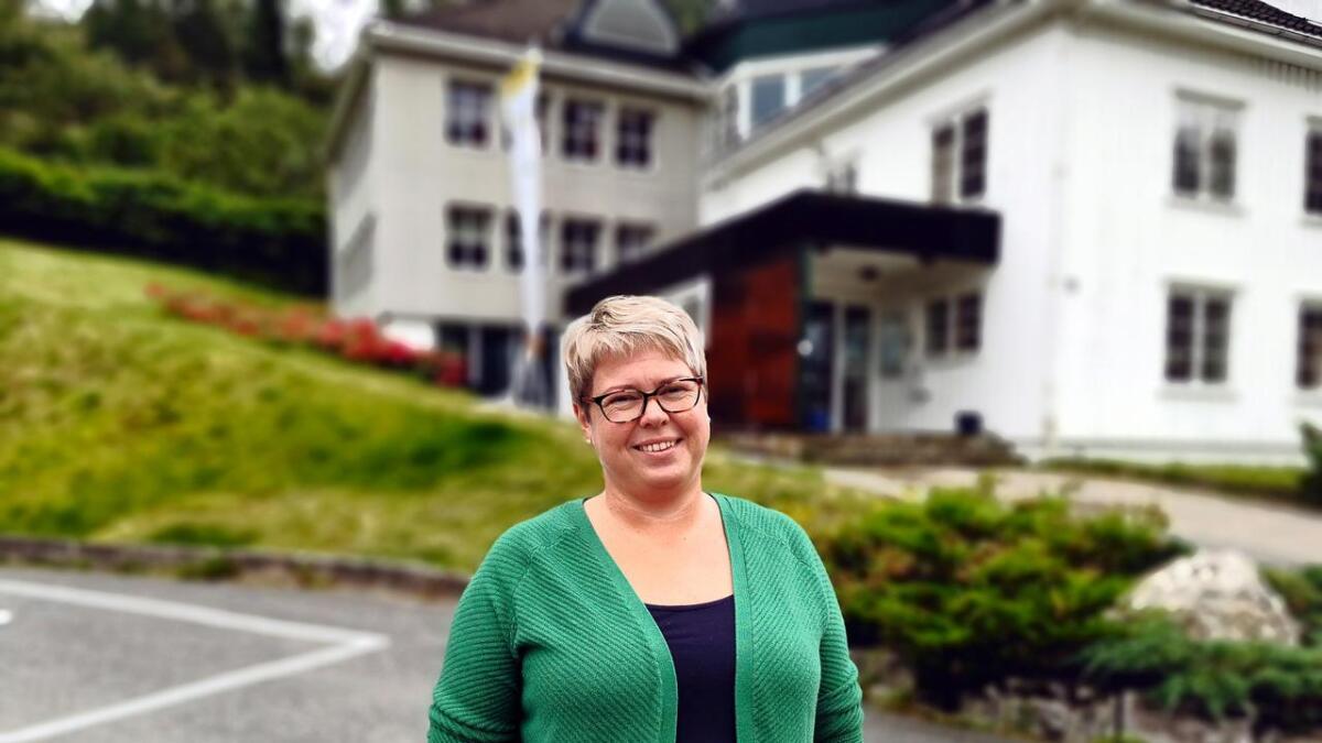 Mari Mykland (Sp) var en av ordfører-favorittene foran lokalvalget i 2015. Nå er hun ikke å finne på Senterpartiets lister før valget. Bildet er tatt i forbindelse med Agderpostens reportasje fra lokalvalget i Froland.
