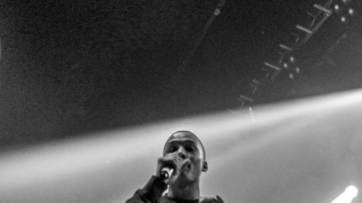 Den omstridte rapperen Kamelen kommer til Canal Street i sommer. Sist han spilte på Sørlandet ble konserten stoppet av politiet og han ble pågrepet og kastet på glattcelle.