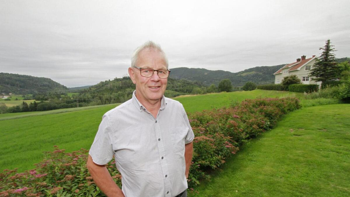 Kjell Abraham Sølverød (Sp).