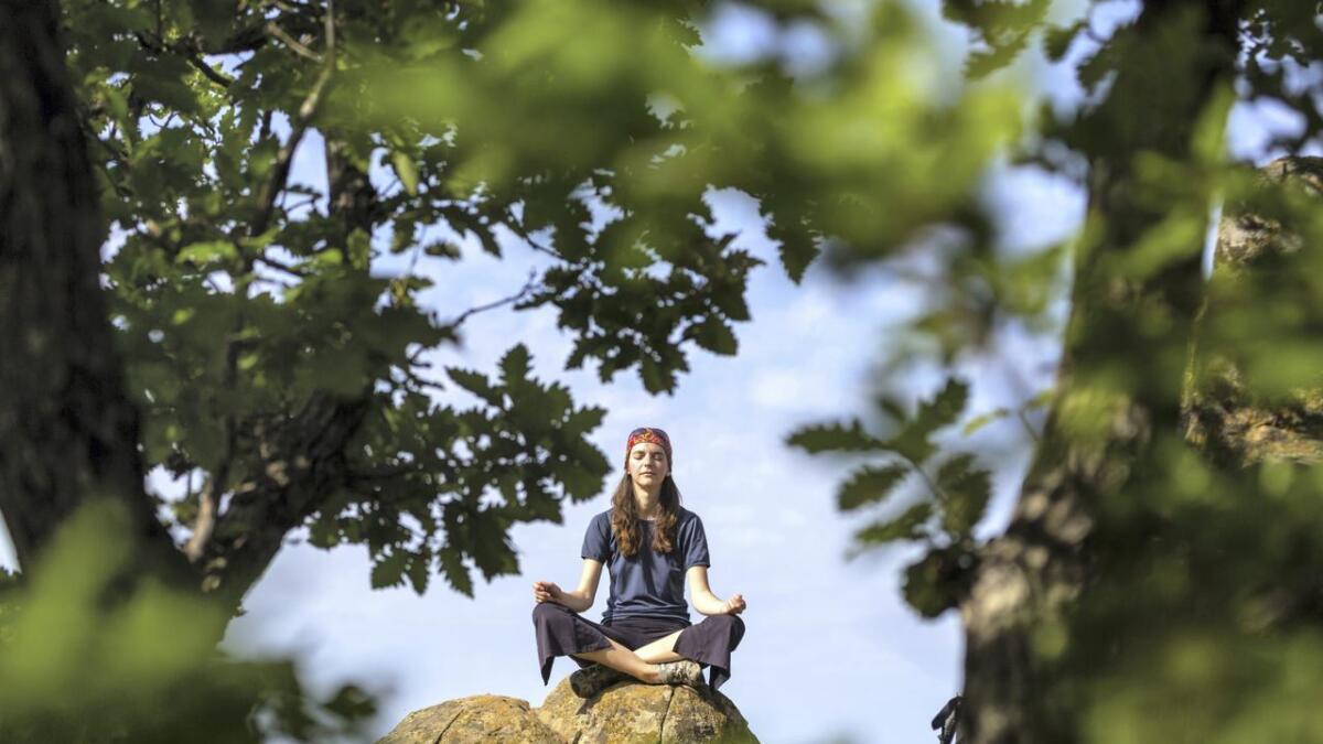«Eg er redd yoga bringer folk i kontakt med heidenske åndskrefter som fører dei bort frå Kristus», skriv Jens Thoresen.