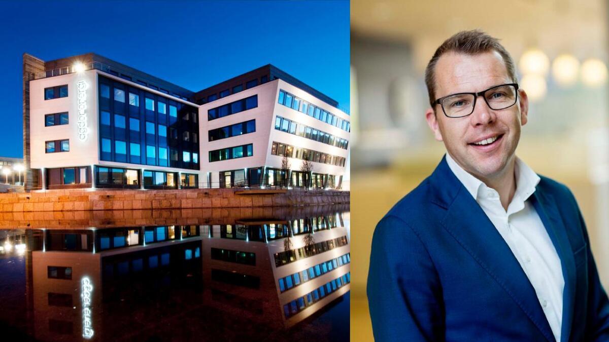 Steffen Syvertsen blir ny konsernsjef i Agder Energi.