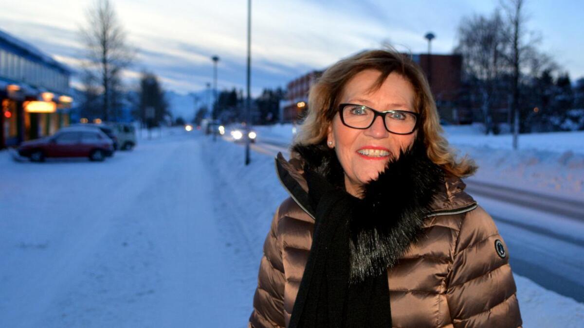 Arbeiderpartiets Tove Mette Bjørkmo fikk ikke fortsette som ordfører i Sortland etter valget. Senterpartiet gikk seirende ut i kommunen. (Arkiv