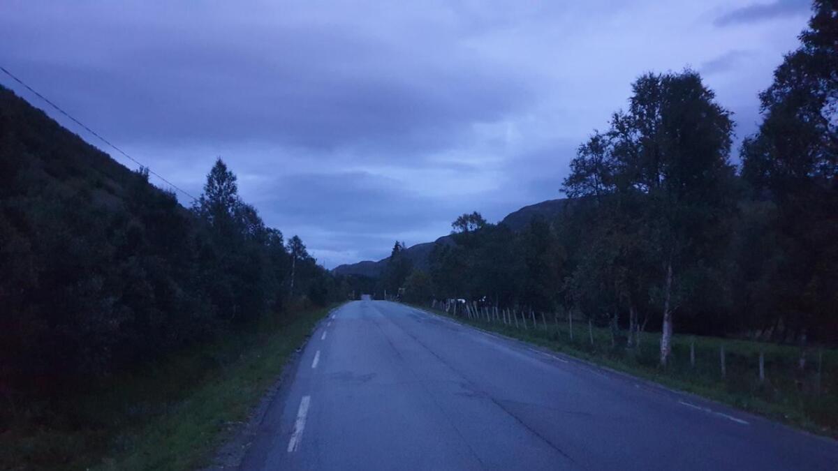 Det skal gjøres vedlikeholdsarbeid i Holmstaddalen.