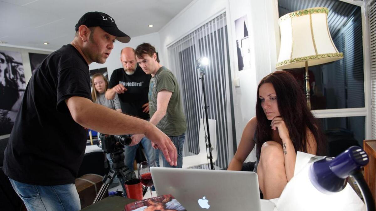 Torsdag er det festpremiere på Severin Eskeland sin film LYST med Magdalene From Delis i hovudrolla.