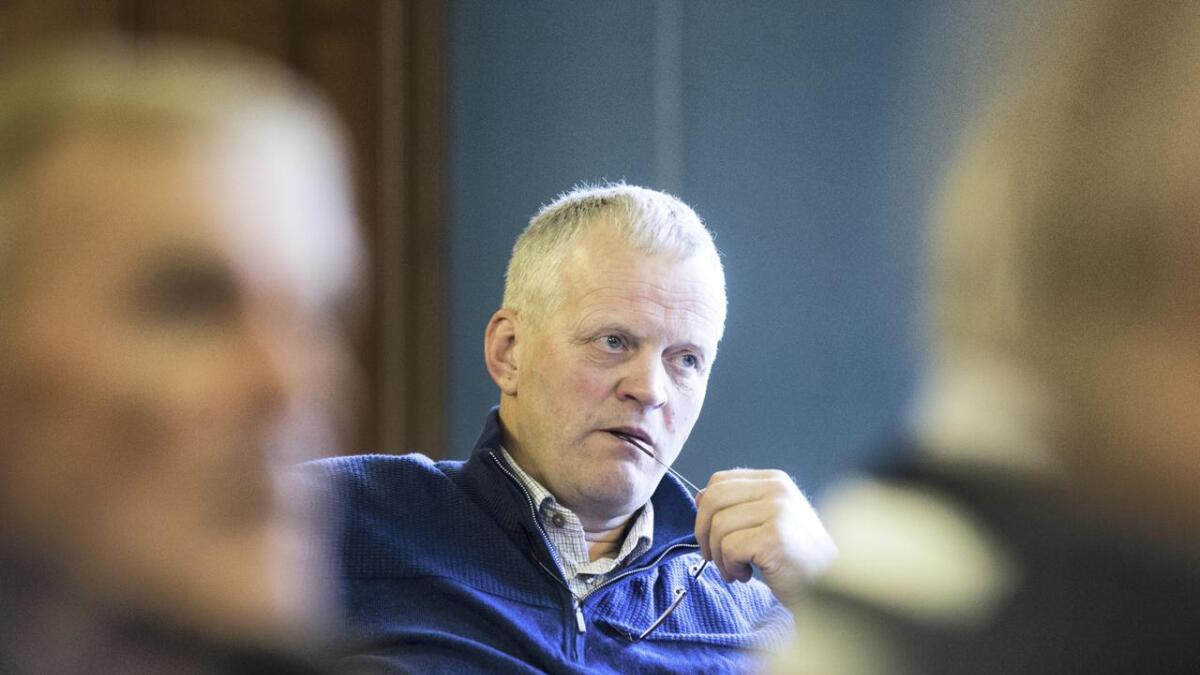 Nils T. Bjørke er ikkje imponert over Statsbudsjettet så langt.