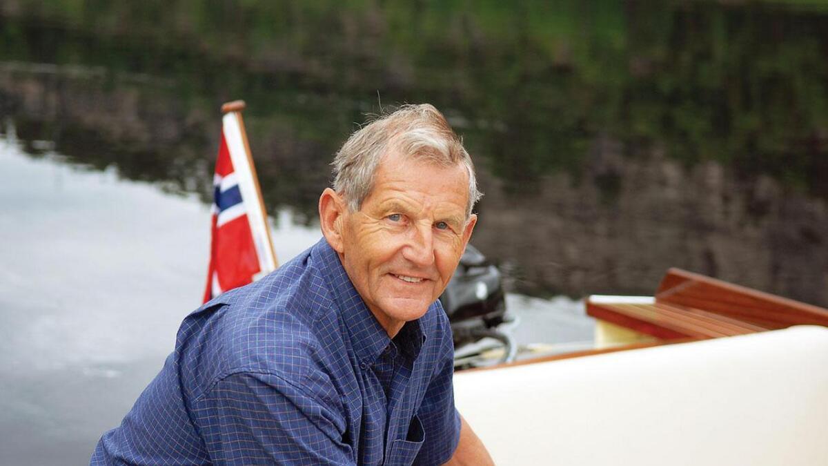 Roald Skibsrud, som døydde måndag i denne veka, var gründeren som etablerte Skibsplast AS på Evje.