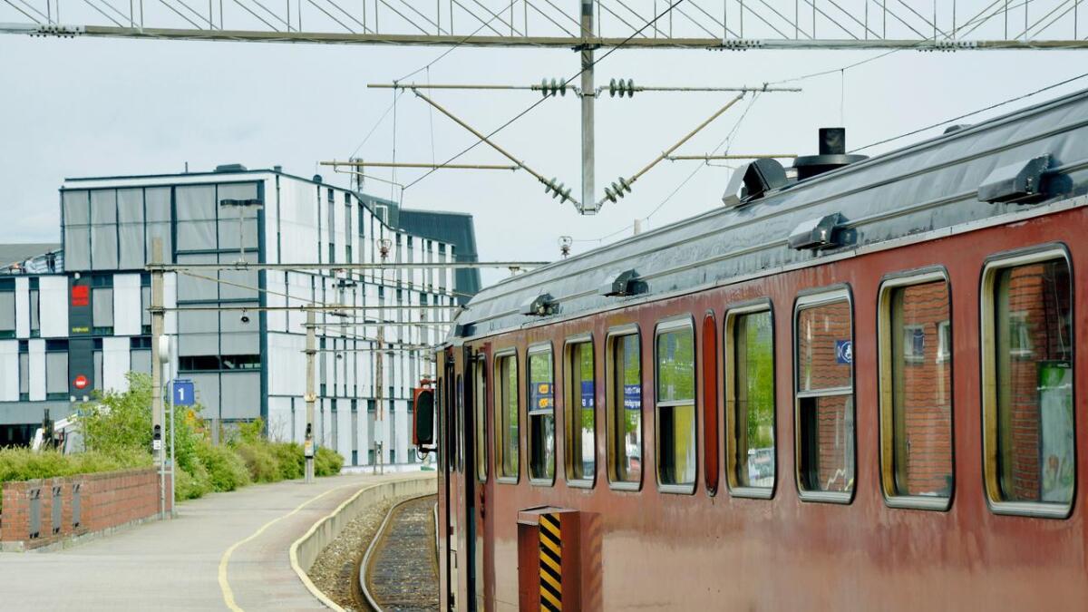 Stortinget vil satse på Bratsbergbanen.