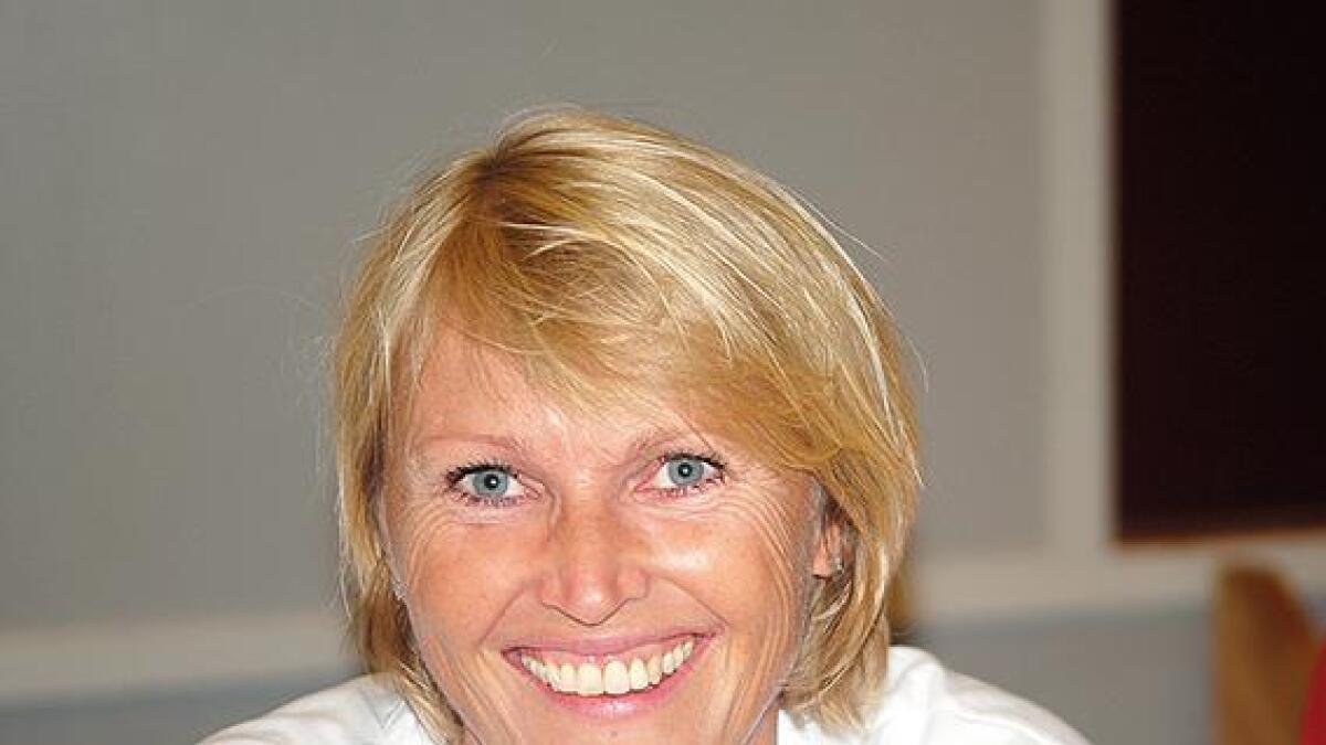 Gro Boge Aasheim frå Høgre er klar til å bli ny varaordførar i Åseral i eit samarbeid med Arbeidarpartiet.
