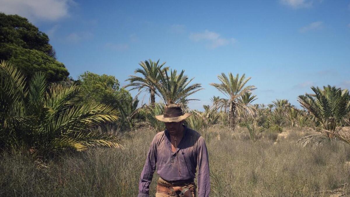 Benestad og Hanssen har gjort opptak med Gunnar Ryan Wiik i Spania, hvor utallige italienske westernfilmer har blitt spilt inn.