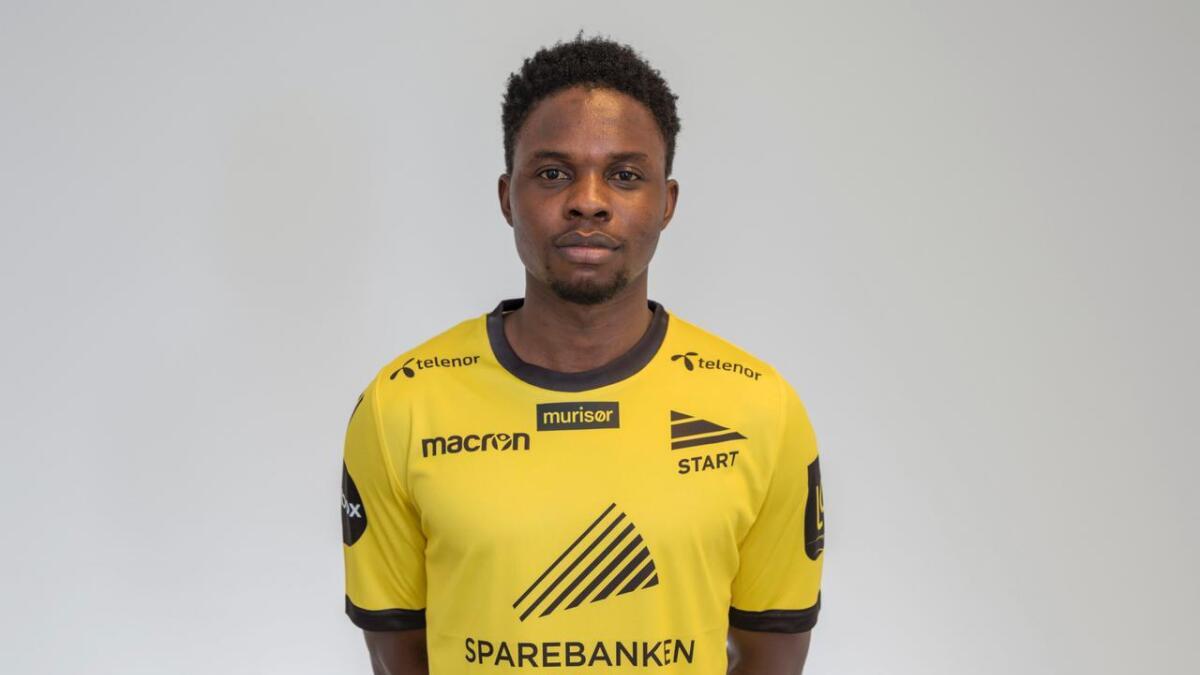 Michael Ogungbaro er enig med Start om å terminere kontrakten, melder ikstart.no.