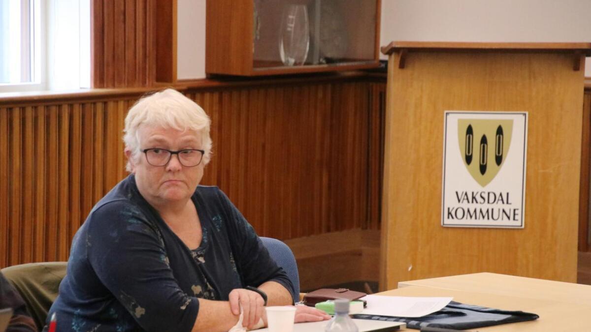 Heidi Rongved bad rådmannen undersøkja om administrasjonen har feilinformert om dobbeltrombruk på Helsehuset.