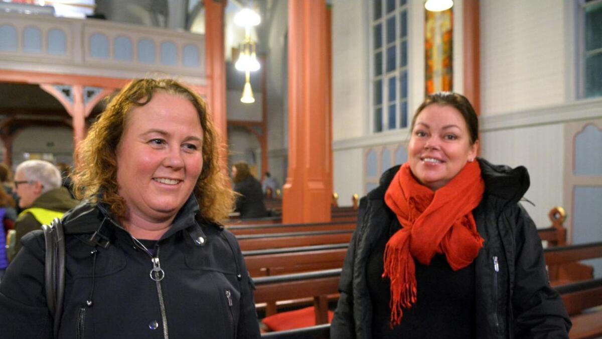 Grete Skarholt og Janne Solvang er allerede enige om å dra også til neste år...