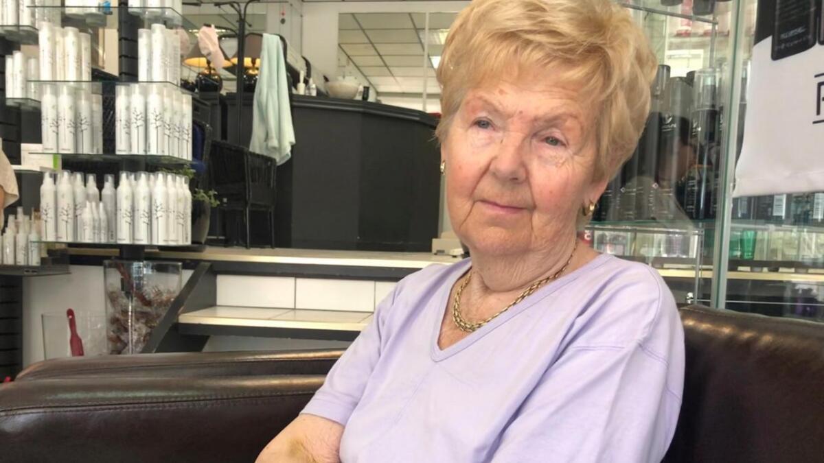 Vårinn Dybsland tok saken i egne hender da tyven som hadde stjålet lommeboken hennes begynte å bestille varer som hun tok ut på hennes navn fra en Post i butikk i Arendal