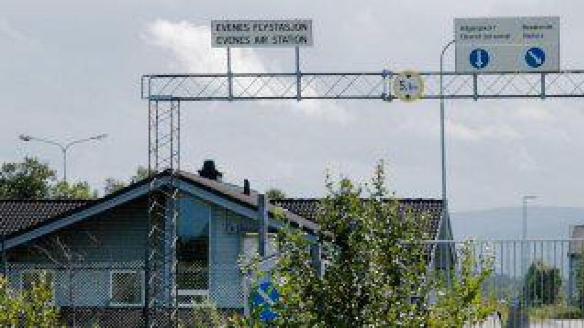 Evenes Flystasjon.