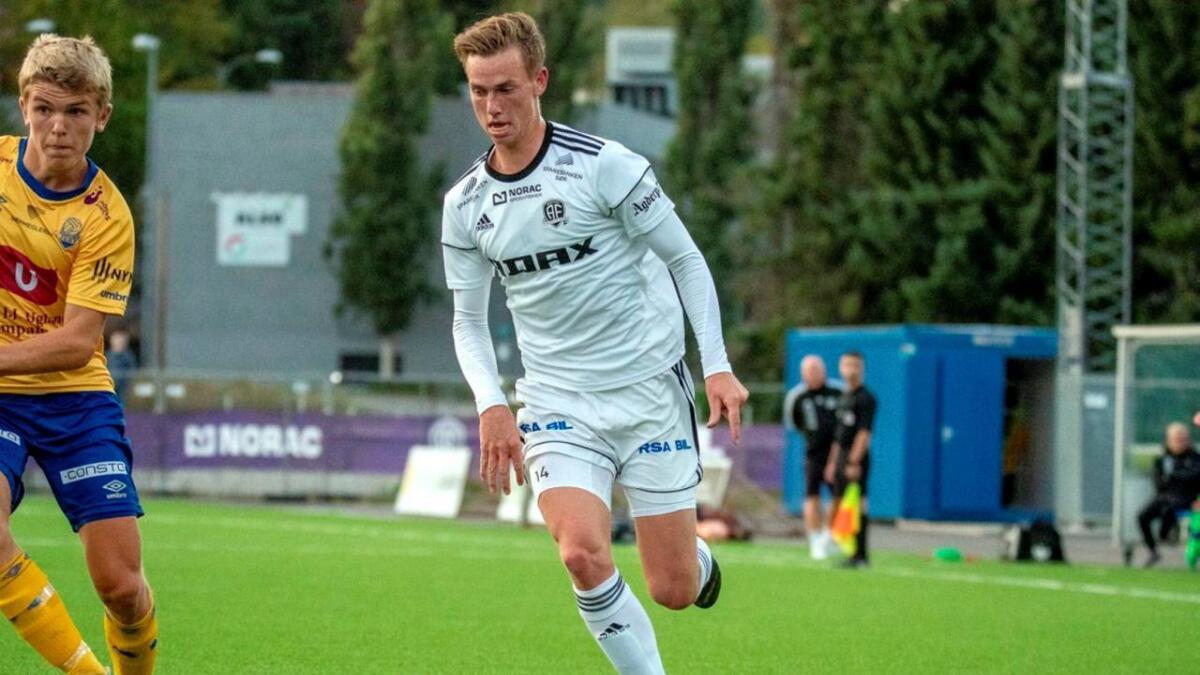 Etter 18 Express-scoringer og ett mål i debuten for Arendal 2 står Kristian Eriksen med 19 seriemål i 4. divisjon denne sesongen. Det gjør han til toppscorer.