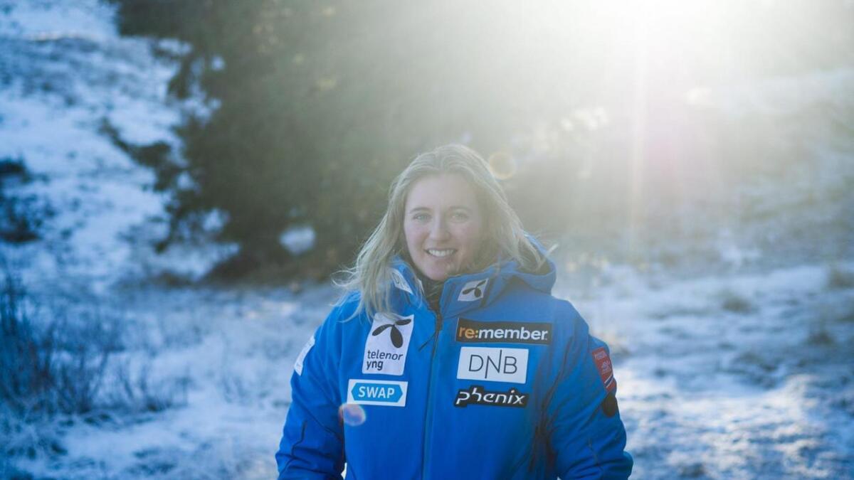 – Ingen, og aller minst eg, veit om eg kjem tilbake på start, seier Maria Tviberg.