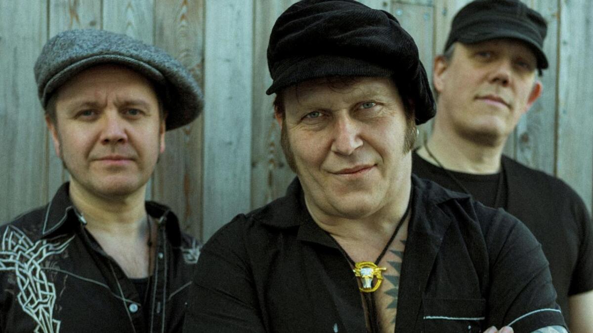 Back Porch Republic består av Daniel Eriksen, Vidar Busk og Stig Sjøstrøm.