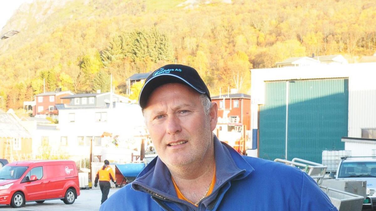 Gudmund Sture Rognan satser 40 millioner kroner på ny båt som nå skal bygges ved Viknaslipen AS i Rørvik.