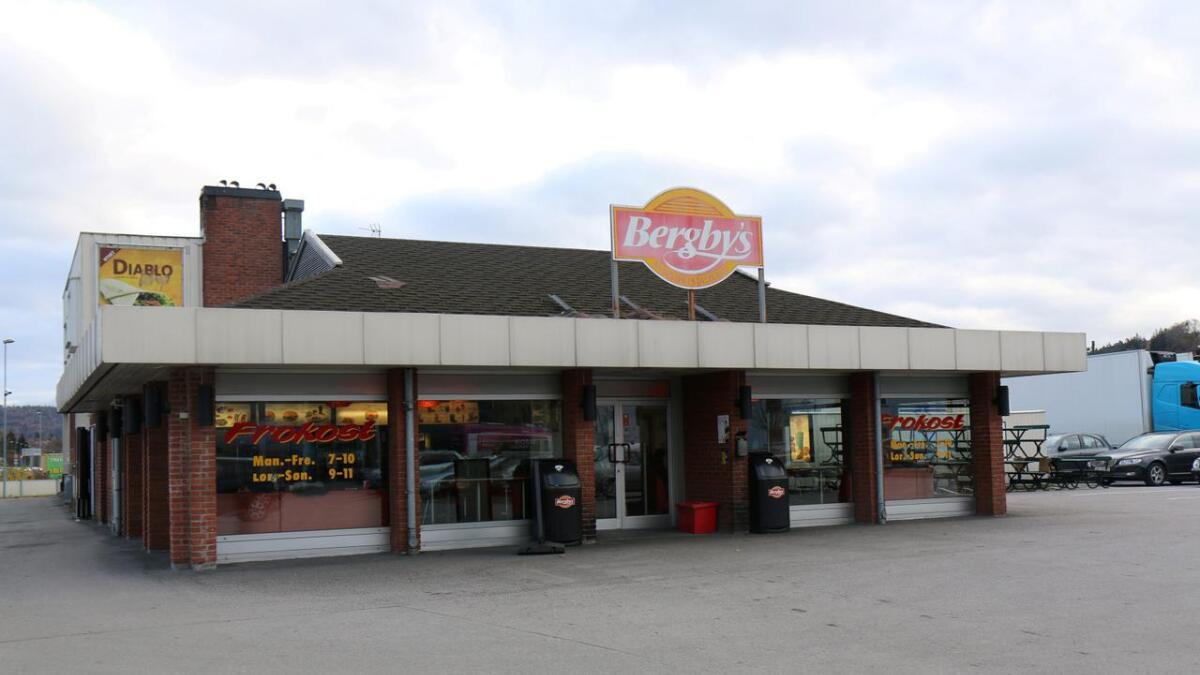 Bergbys-restaurantene sliter fortsatt. Eieren kjemper nå for å unngå konkurs. FOTO PER ARNE RENNESTRAUM