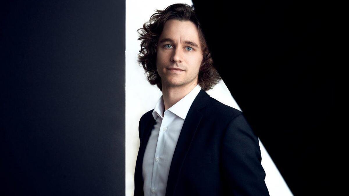 Den anerkjente pianisten Ole Christian Haagenrud spiller på Metahuset torsdag kveld.