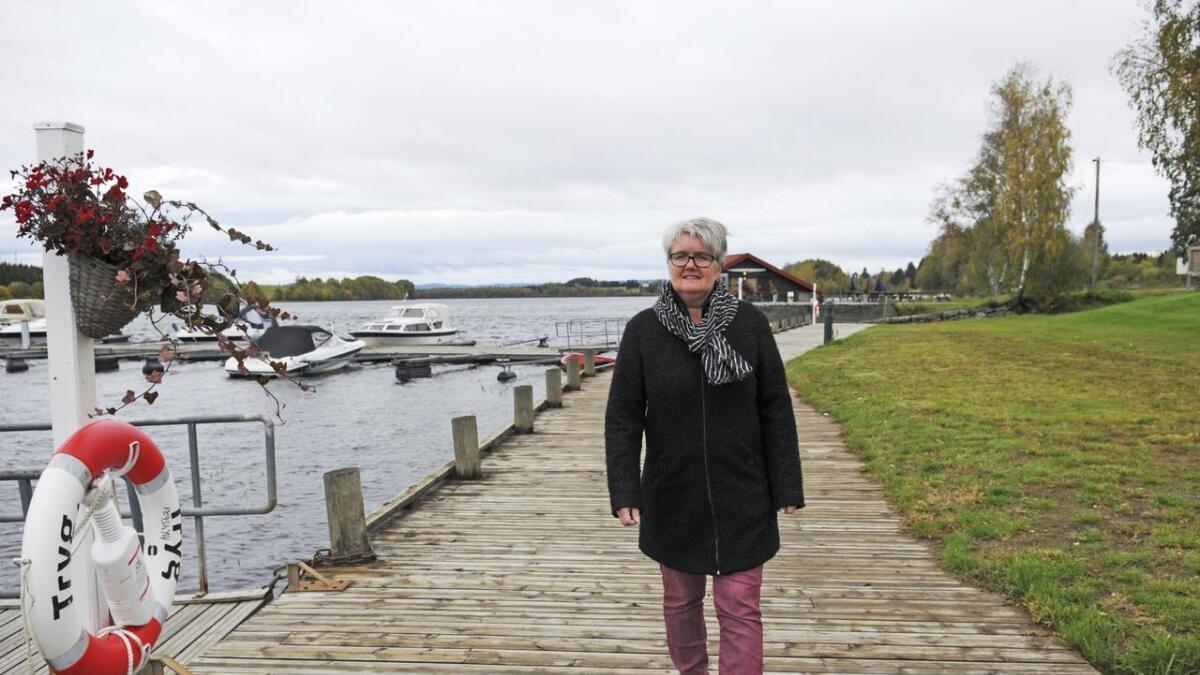 Siv Anita Hagen er erklært frisk etter at hun fikk påvist brystkreft i 2016.