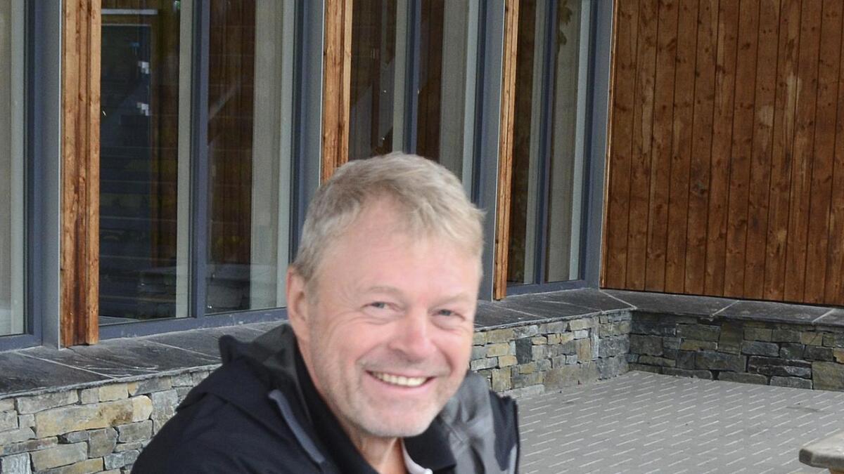 Dagleg leiar i Skorve entreprenør Per Ivar Magnushommen.