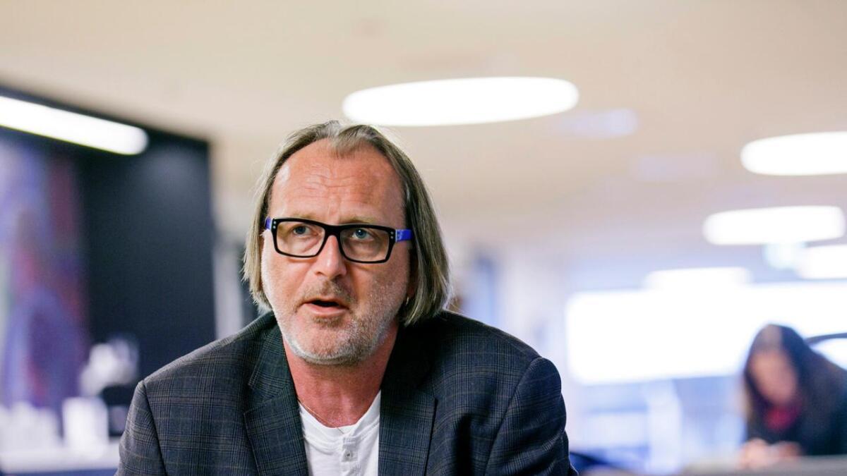 Ordfører Bjørn Sverre Birkeland er rystet og ber alle innbyggerne i Tinn komme seg ut av Facebook-gruppen «Mannegruppa Ottar».