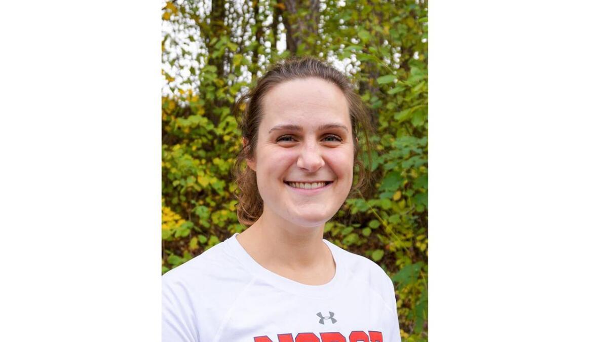 Anette Sjøstrøm (24), Team Norway Lacrosse.