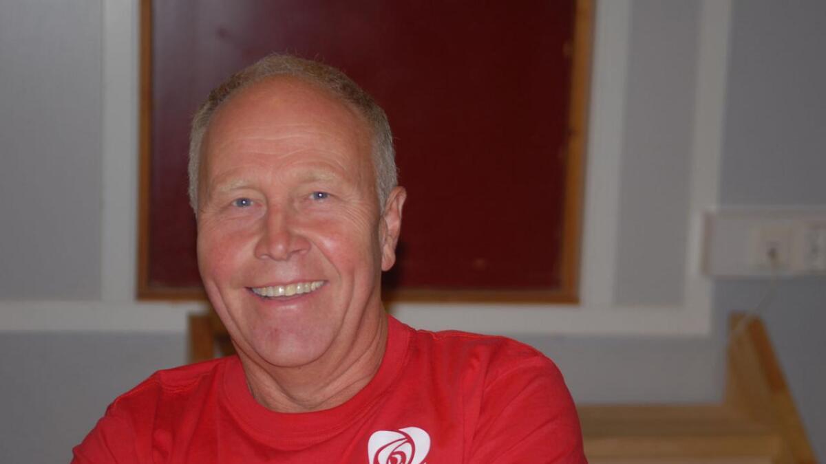 Jan Arild Bjørndal og Arbeidarpartiet er den store vinnaren i Åseral.