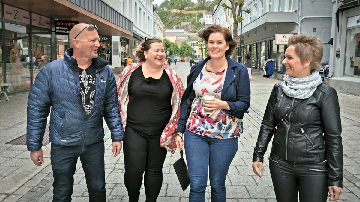 11. april 2017 reiste Torborg Tømte og Ann Kristin Evenstad fra Grimstad, og Rose-Linn Kvam og Helge Diesen fra Arendal til Moskva for stamcellebehandling. To år senere føler alle seg bedre enn de har gjort på mange år.