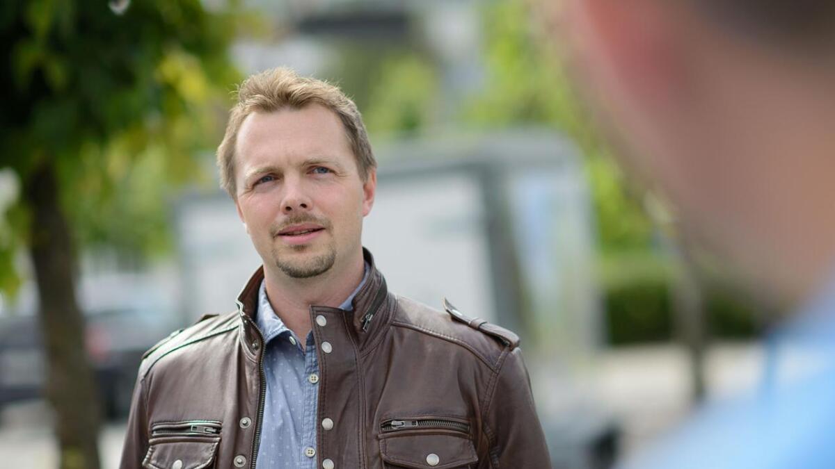 Torbjørn Brosvik er Krf sin ordørarkandidat på Stord.