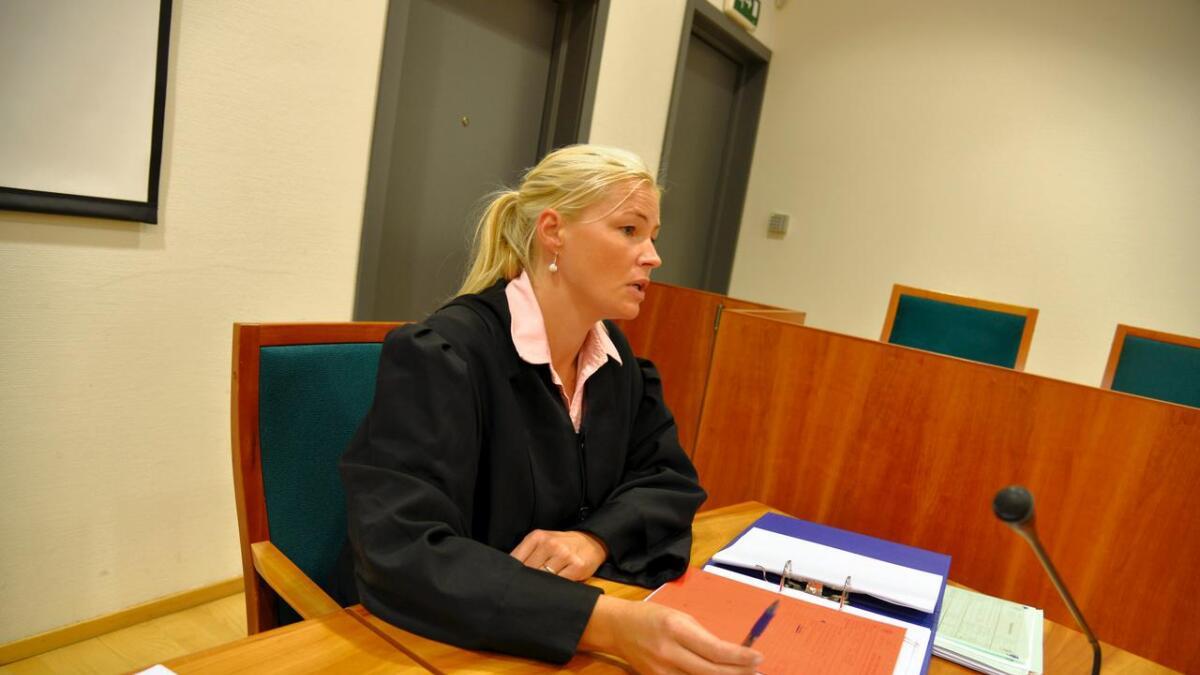 Politiadvokat Vanja Bruvoll